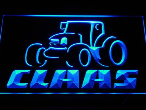Claas LED Neon Sign